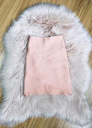 Нежная юбка резинка h&m
