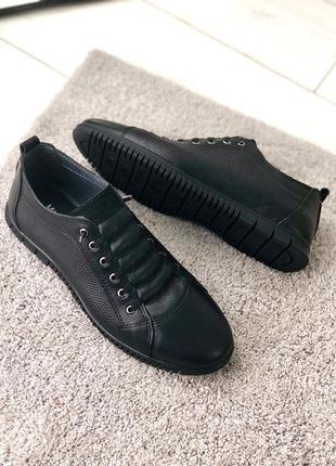Lux обувь! кожаные натуральные мужские кроссовки спортивные туфли 40-46 47 48 размер