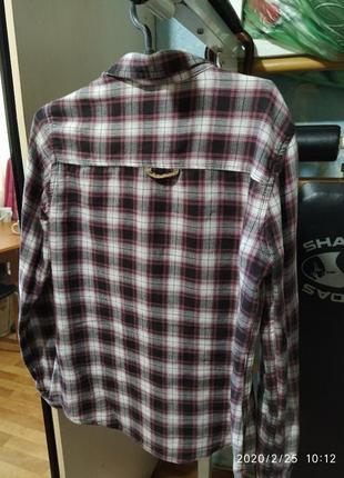 Клетчеткя рубашка