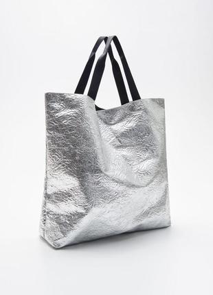 Новая сумка-шоппер cropp