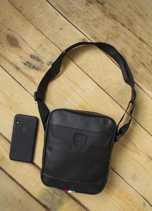 Новая стильная сумка через плечо / барсетка / бананка