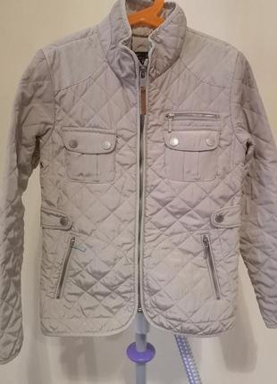 Демисезонная куртка zara 122- 128 7-8 лет
