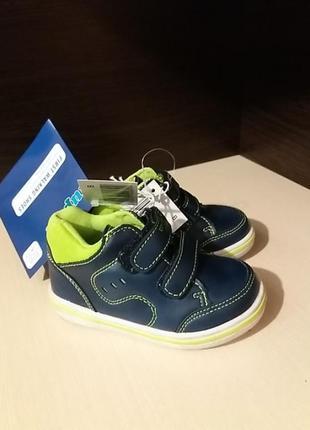 Ботинки  для мальчика lupilu.