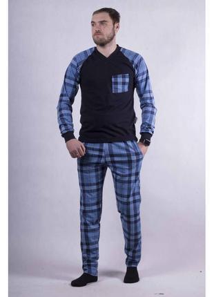 Мужская трикотажная пижама brooklyn