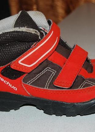 Деми ботинки quechua 29 размер