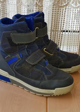 Зимние ботинки сапоги ricosta оригинал