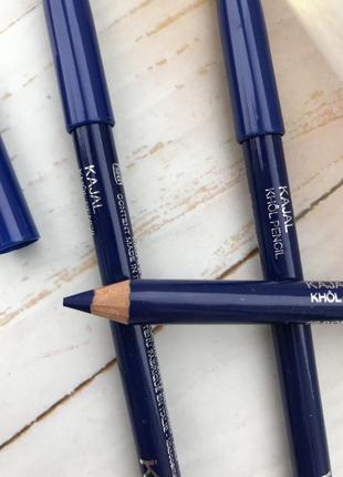 Олівець-каял для очей 109 kayal kiko milano