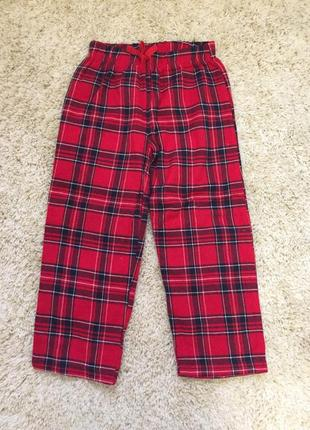 Пижамные штаны в клетку primark