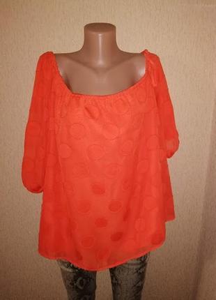 🔥🔥🔥стильная, легкая, яркая женская кофта, футболка, блузка per una🔥🔥🔥