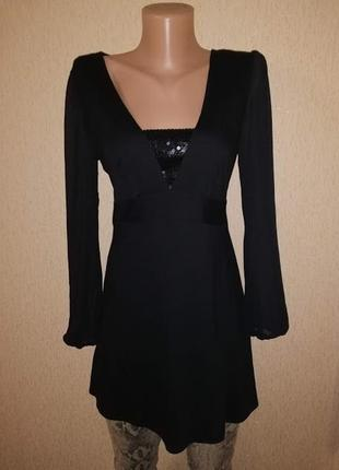 🔥🔥🔥красивая черная женская кофта, блузка, джемпер marks & spencer🔥🔥🔥