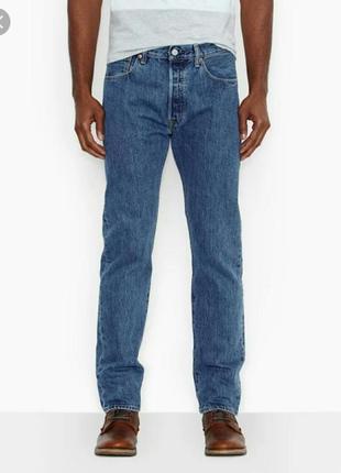 Трендові джинси трендовые джинсы levis levi's 501 usa (mexico) оригинал