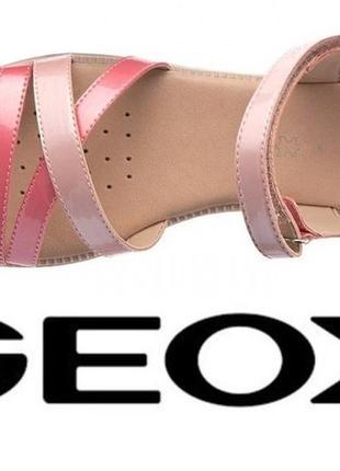 Оригинал- фирменные босоножки geox 30 и 31 размер
