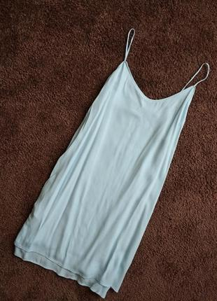 Плаття комбинация платье