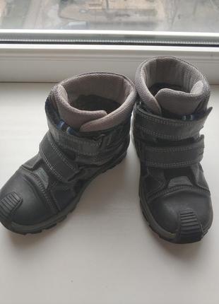 Детские зимние ботинки bartek 26 р