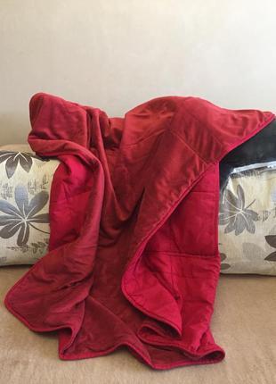 Dormeo покрывало,одеяло 120х160см! трансформируется в подушку! 😉