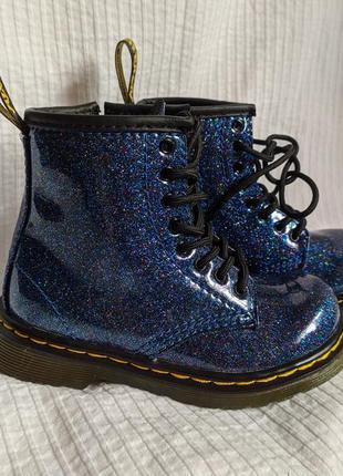 Детские ботинки dr. martens