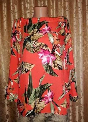 🌹🌹🌹красивая легкая, яркая женская кофта, блузка с открытыми плечами dorothy perkins🌹🌹🌹