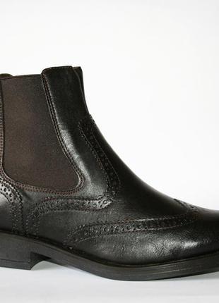 Женские ботинки челси tous la vie оригинал  кожа 35-40