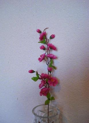 Искусственные цветы яблоневый цвет