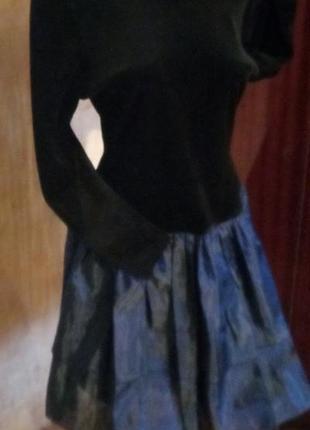 Шикарное стильное вечернее платье moonlighting англия