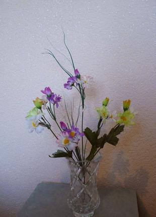 Искусственные цветы букеты