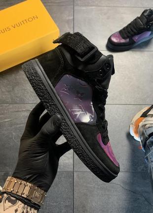 Женские кроссовки высокие кеды ботинки3 фото
