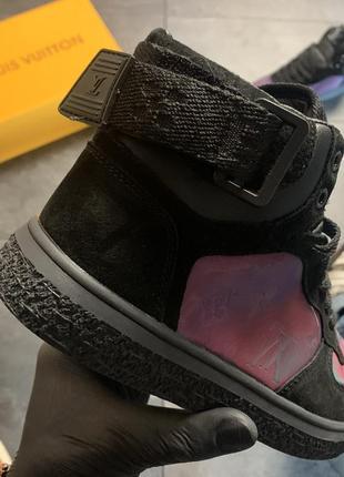 Женские кроссовки высокие кеды ботинки5 фото