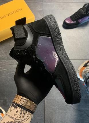 Женские кроссовки высокие кеды ботинки7 фото