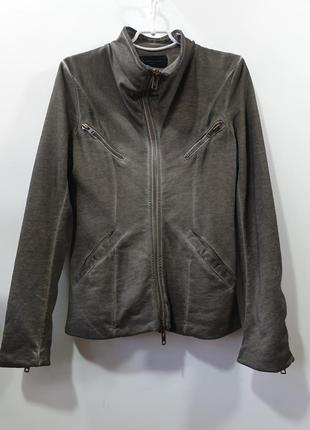 Кофта на молнии куртка liebeskind berlin в стиле rundholz