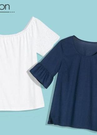 М (40\42)€. блуза blue motion