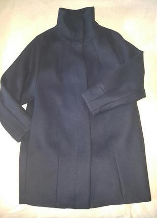 Новое шерстяное пальто кокон intrend группы max mara, оригинал ( sandro maje cos)