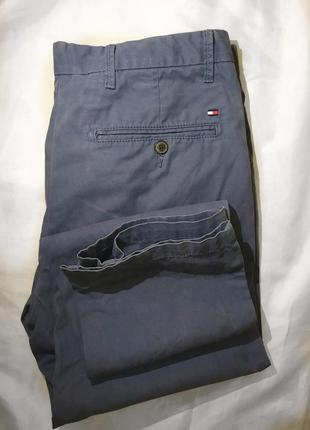 Tommy hilfiger  mercer chino чиносы брюки  размер 33/30 100 % cotton