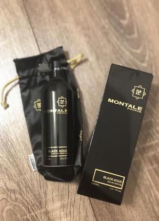 Montale black aoud unisex