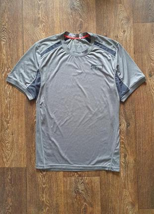 Мужская спортивная потовыводящая футболка sjeng