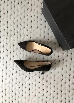 Туфли лодочки италия