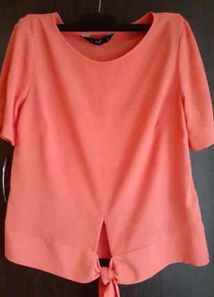 Фірмова нова шифонова блуза f&f