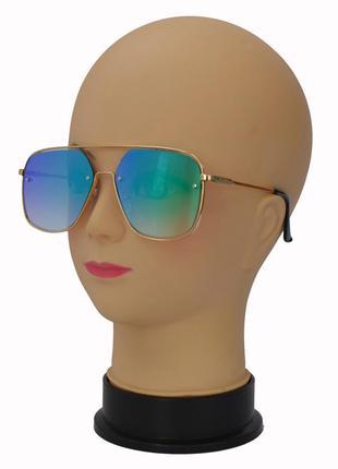 Модные женские солнцезащитные очки 6249