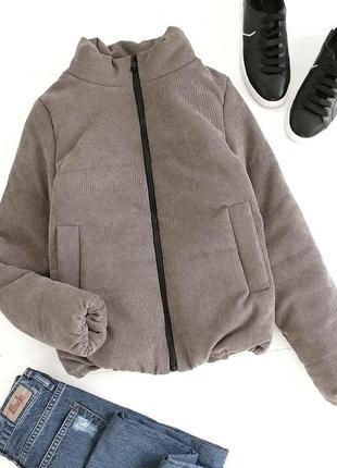 Куртка вельветова 💔