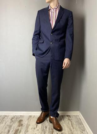 Шикарный классический костюм tommy hilfiger suit