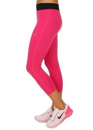 Оригинальные леггинсы nike dri-fit leggings mallas deportiva running