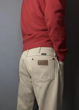 Шикарные джинсы wrangler