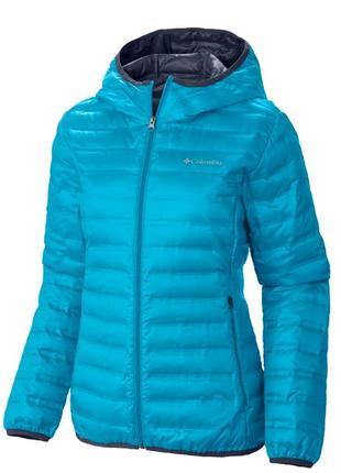 Оригинал columbia flash forward hooded down jacket пуховик куртка