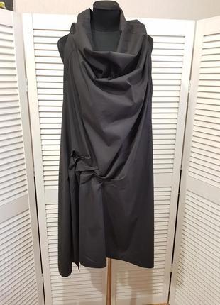 Стильное оригинальное платье миди moyuru
