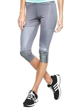 Оригинальные леггинсы, лосины adidas mujer supernova 3/4 tight pantalones