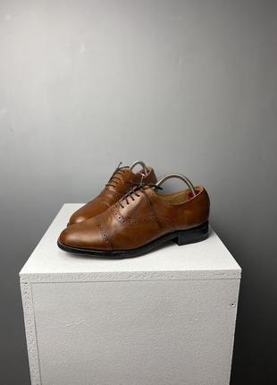 Крутые туфли  samuel windsor oxford