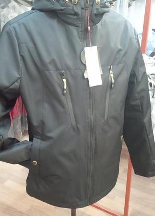 Мужская куртка v-1 из весенней коллекции
