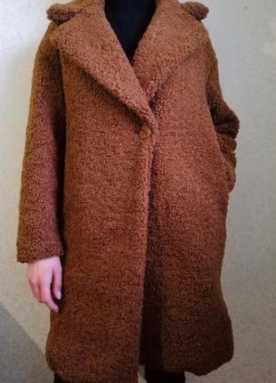 Пальто - чебурашка
