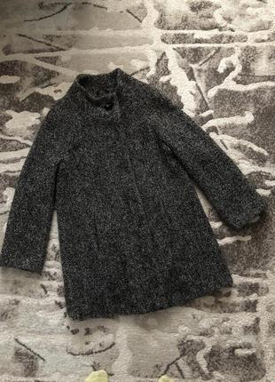 """Демисезонное шерстяное пальто """"wallis"""""""