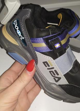 Кроссовки детские спортивные кросівки дитячі