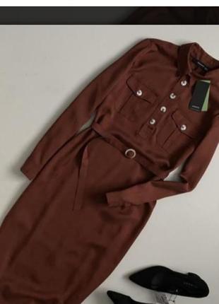 Новенькое платьице из новой коллекции, натуральная ткань, фирменная вещь от reserved